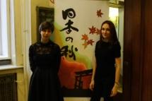 Лена-сан и Дарья-сенсей